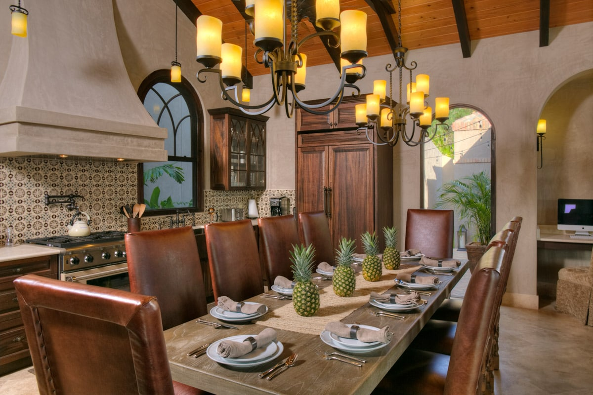 Great Room Dining Table